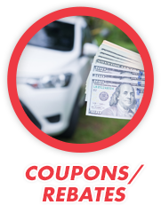 Auto Service & Tire Coupons